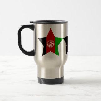 Afghanistan Star Mugs