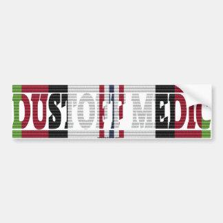 Afghanistan UH-60 Dustoff Medic ACM Sticker