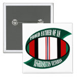 Afghanistan Vet Father Buttons