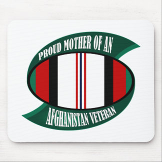 Afghanistan Vet Mother Mouse Pad