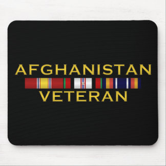 Afghanistan Vet Mouse Pad