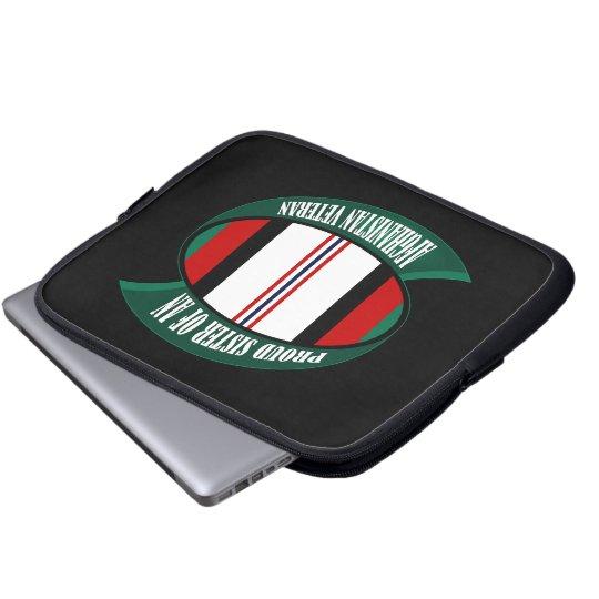 Afghanistan Vet Sister Laptop Sleeve