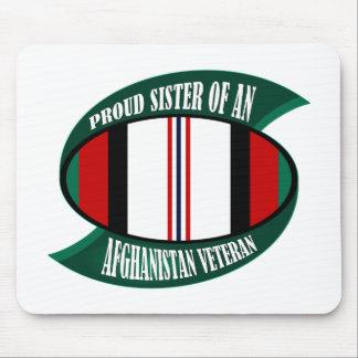 Afghanistan Vet Sister Mouse Pad