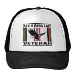 Afghanistan Veteran Eagle 2 Mesh Hat