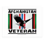 Afghanistan Veteran Eagle 2 Post Cards