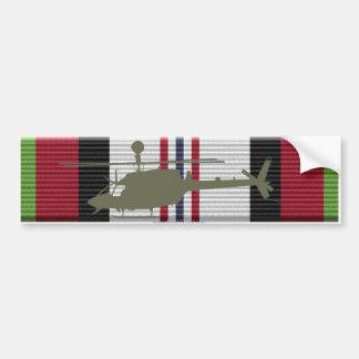 Afghanistan Veteran OH-58D Kiowa Warrior Sticker