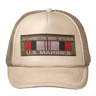 afghanistan veteran trucker hat