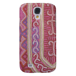 Afghanistan: Vintage Textile Remnant Samsung Galaxy S4 Case