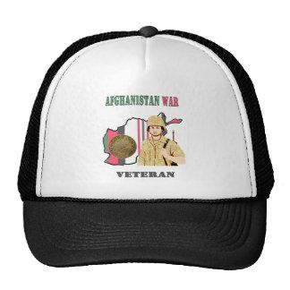 Afghanistan War Veteran Hat