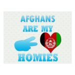 Afghans are my Homies Post Cards