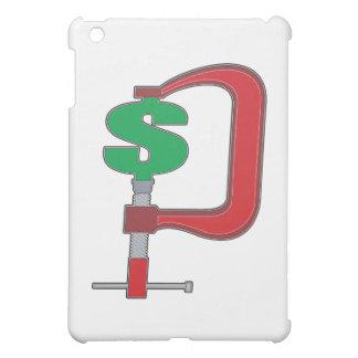 Afiance abajo el dólar con abrazadera