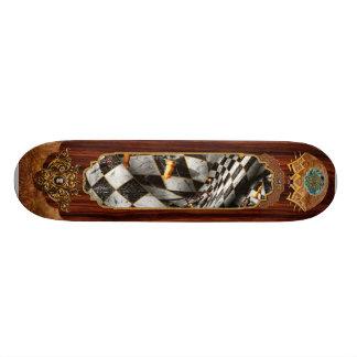 Afición - ajedrez - su movimiento skateboards