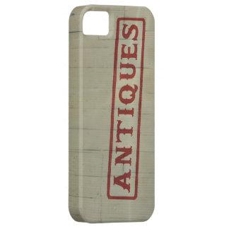 Afición - antigüedades funda para iPhone SE/5/5s