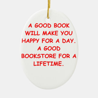 aficionado a los libros adornos
