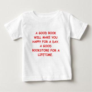 aficionado a los libros camisas