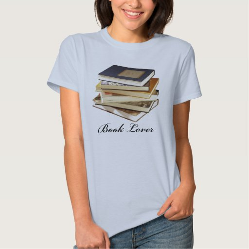 Aficionado a los libros camisetas