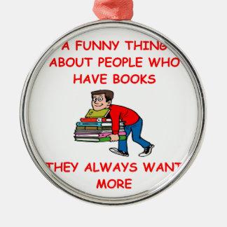 aficionado a los libros ornamentos para reyes magos