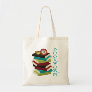 Aficionado a los libros del ratón de biblioteca bolsa tela barata