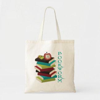 Aficionado a los libros del ratón de biblioteca bolsas