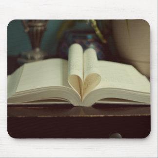 Aficionado a los libros Mouspad Mousepad