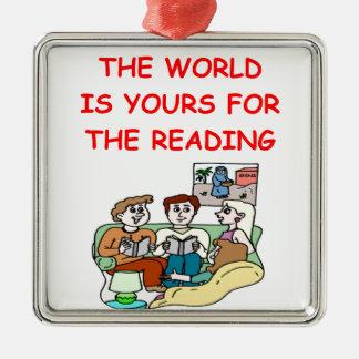aficionado a los libros ornamentos de reyes magos