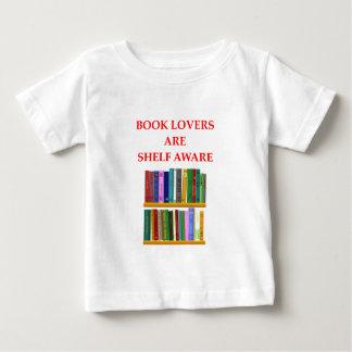 aficionado a los libros polera