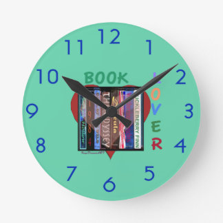 Aficionado a los libros relojes