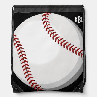 Aficionado al béisbol mochilas
