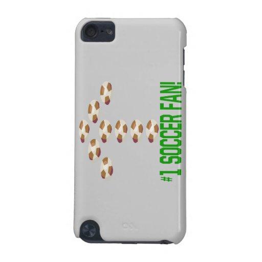 Aficionado al fútbol funda para iPod touch 5G