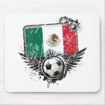 Aficionado al fútbol México Alfombrilla De Ratón