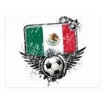 Aficionado al fútbol México Postal