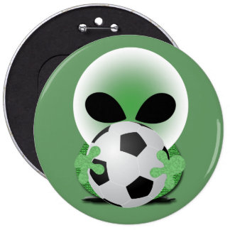 Aficionado al fútbol pins