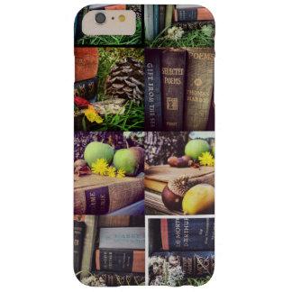 Aficionados a los libros funda barely there iPhone 6 plus