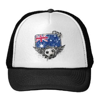Aficionados al fútbol Australia Gorra