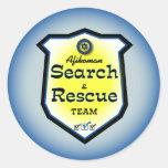 Afikoman Search & Rescue Team Sticker