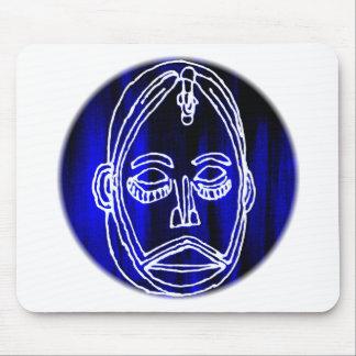 Afikpo mask mouse pad