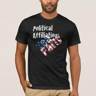 Afiliación política: Camiseta de la fiesta del té