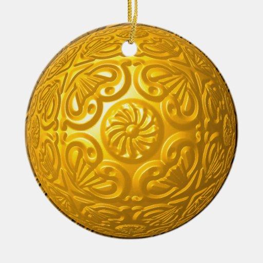 Afiligranado - oro ornamentos de reyes