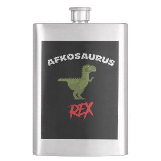 AFK dinosaurs rex King of AFK Flask