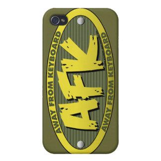 AFK Gear Moss iPhone 4 Case