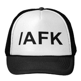/AFK - lejos del teclado Gorros