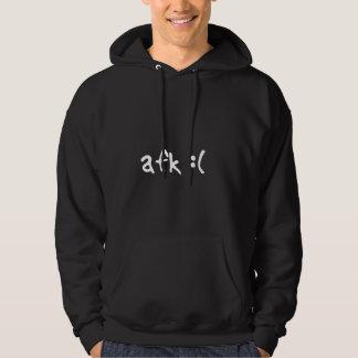 afk lejos del teclado sudadera