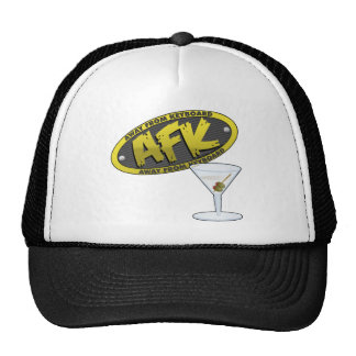 AFK Martini Hat