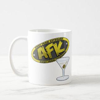 AFK Martini Mug