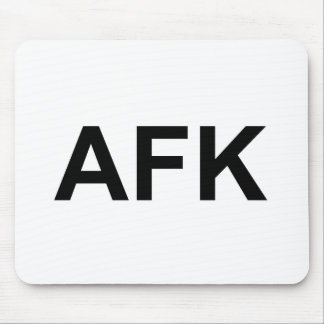 AFK MOUSE PADS