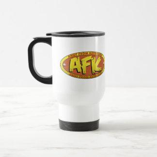 AFK Orange Mug