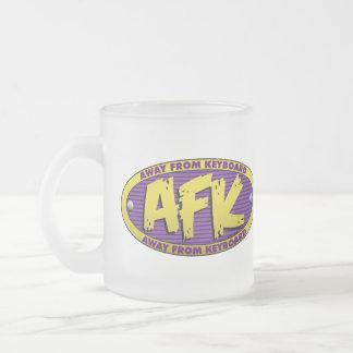 AFK Purple Mug