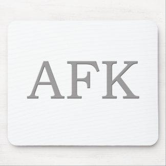 AFK TAPETES DE RATON