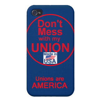 AFL UNIONS Speck Case Case For iPhone 4