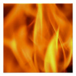 Aflame Poster